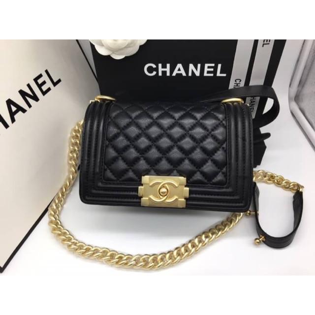 Chanel boy hiend1:1