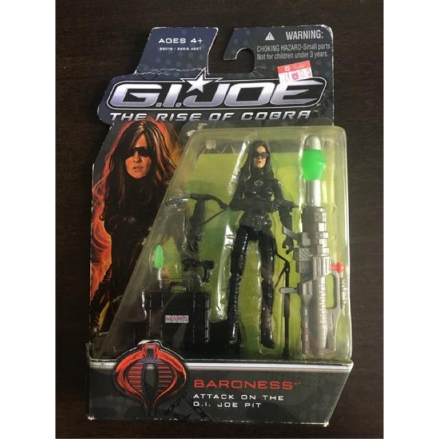 G.I.Joe Action Figure 1:18 Baroness