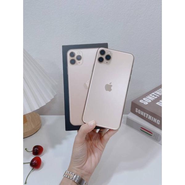 #8106 iPhone 11 Pro Max (64gb) สีทอง มือสอง เครื่องศูนย์ไทย TH 🇹🇭 สภาพสวย ครบกล่อง การใช้งานปกติทุกอย่าง 📲