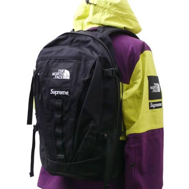 🍒แท้💯กระเป๋าเป้ The North Face X Supreme Expedition Backpack