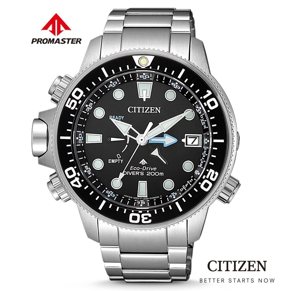 CITIZEN Eco-Drive BN2031-85E Aqualand Promaster Men's Watch