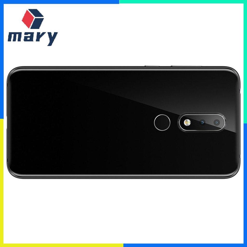【Js】สมาร์ทโฟน Nokia X6 Ta-1099 4G หน้าจอ 5.8 นิ้ว 4GB + 64GB สีดํา