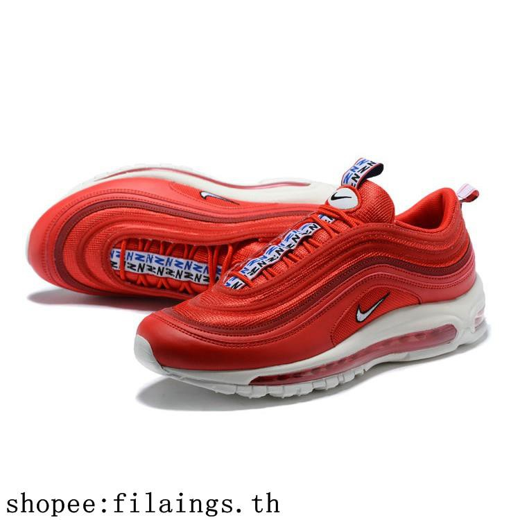 online retailer great quality really comfortable Nike Air Max 97 CR7 Portugal University รองเท้าผ้าใบแฟชั่น