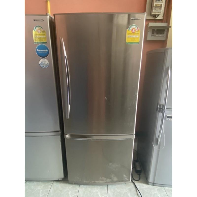 ตู้เย็นมือสอง 2ประตู13คิวสภสพดีมีประกันพร้อมใช้งาน