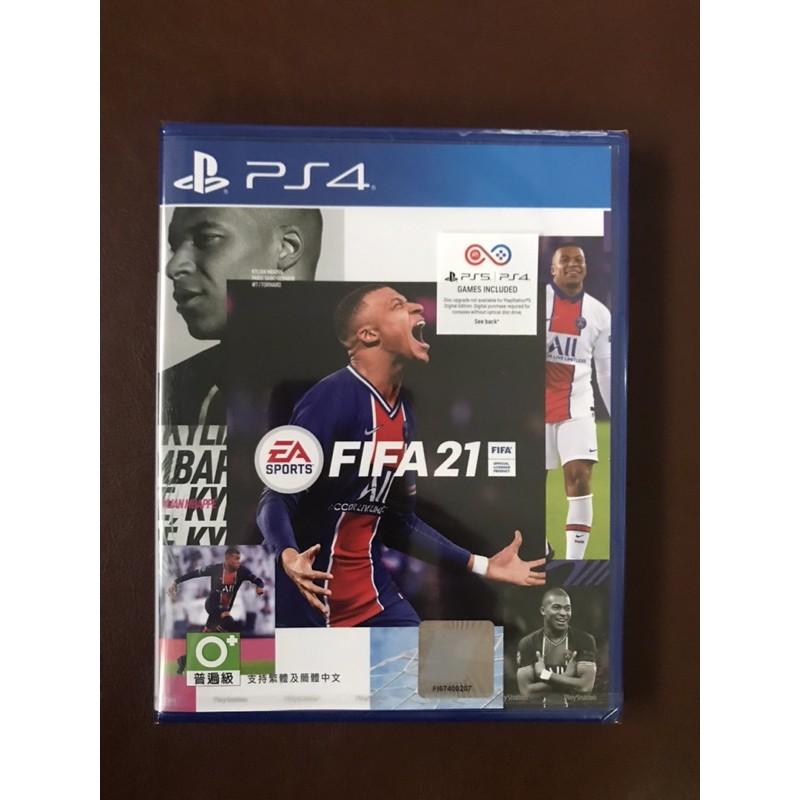 แผ่นเกมส์ Fifa 21 Ps4 มือ2