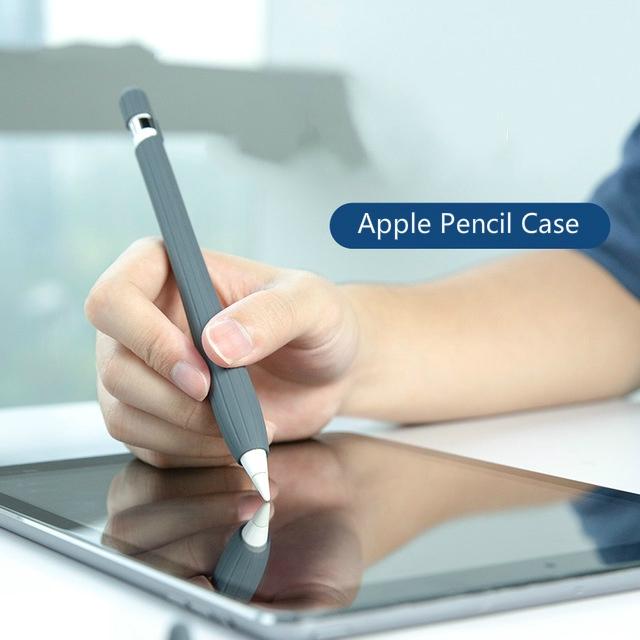 เคสซิลิโคลนสำหรับ Apple Pencil (Apple Pencil Case) เคสปากกาสำหรับ Apple Pencil