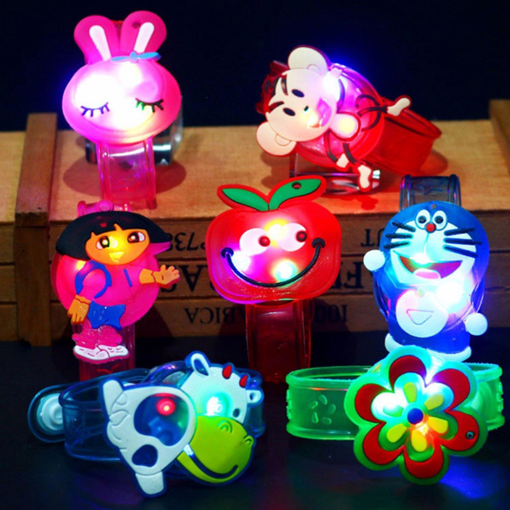 Hobbies & Books Cute Led Light With Crystal Band  Random Color Toy Lots