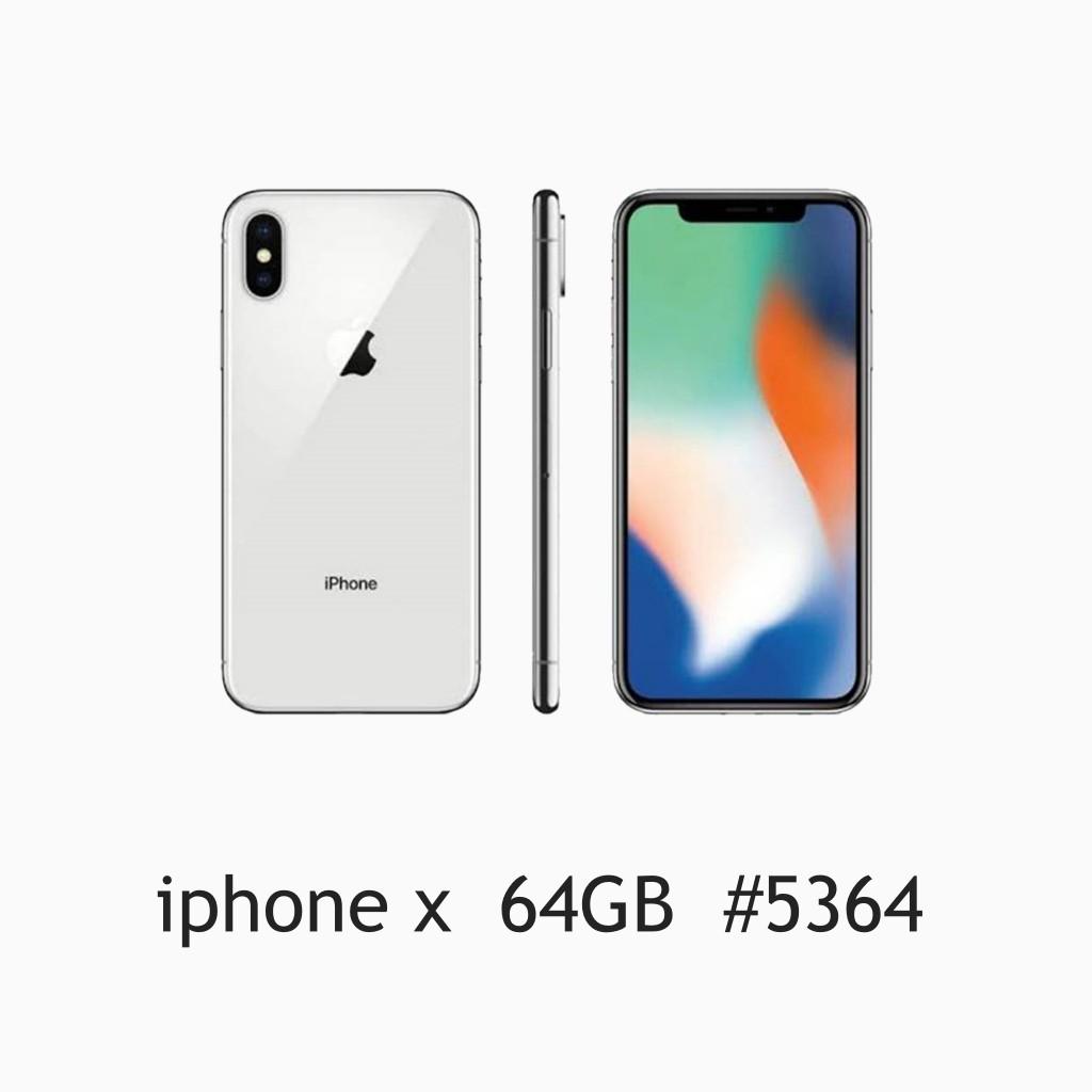 Apple iPhone 6plus ความจุ 64GB  สี Silver [มือสอง สภาพ  95% เครื่องศูนย์TH]
