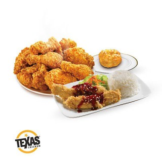 Texas Chicken [Scan & Pay] ส่วนลด ฿20