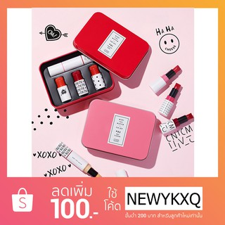 Review *พร้อมส่ง*Etude House Mini Two Match Tin Set