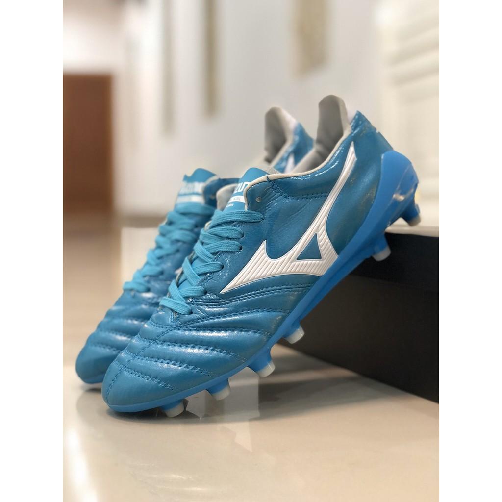 รองเท้าฟุตบอล รองเท้าสตั๊ด รองเท้ากีฬา Mizuno Morelia Neo II