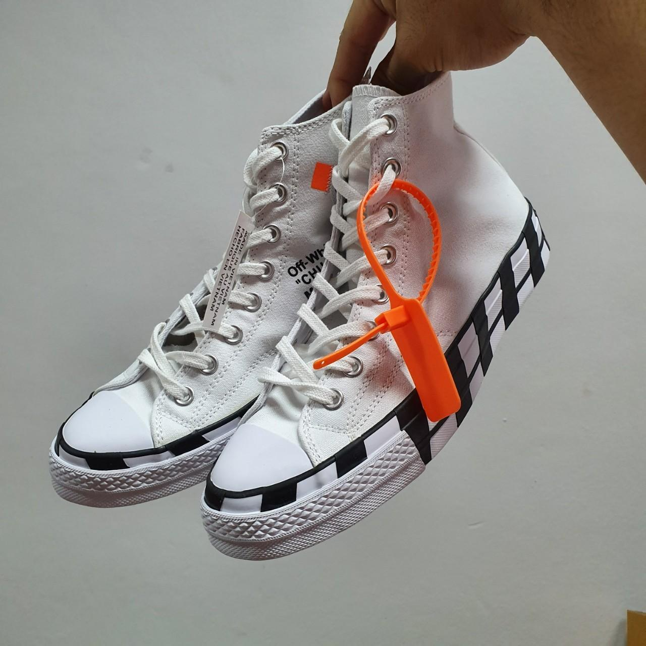 Converse Chuck Taylor All-Star 70s Hi Off-White มาใหม่