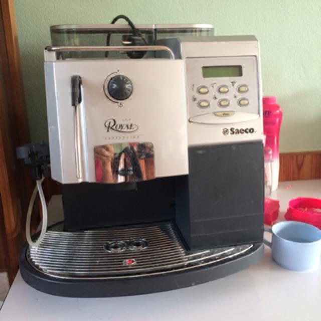 เครื่องทำกาแฟสด