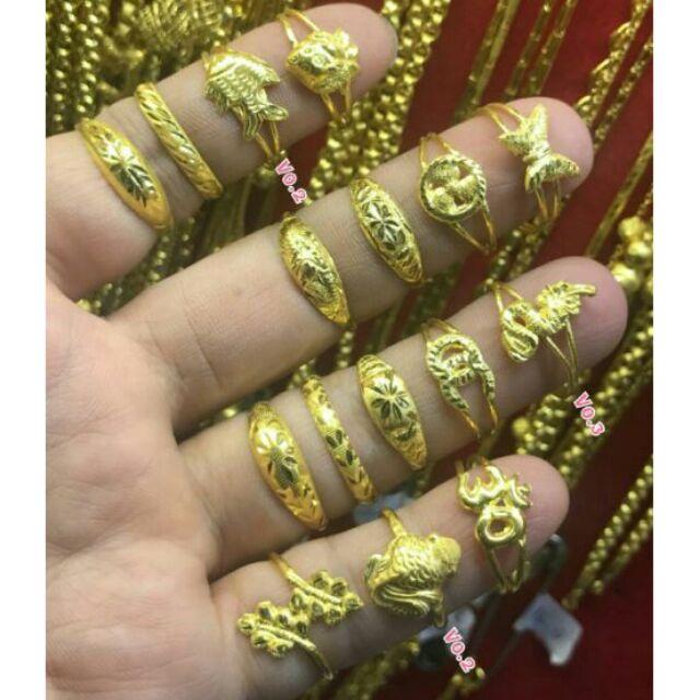 ราคานี้3วันเท่านั้น !! แหวนทอง 1กรัม