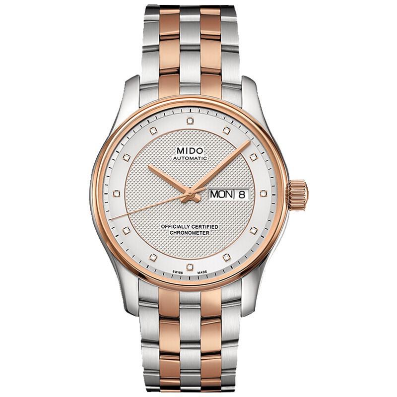 ✆✗☊นาฬิกา MIDO Bruner Automatic Mechanical นาฬิกาผู้ชาย M001.431.11.066.92