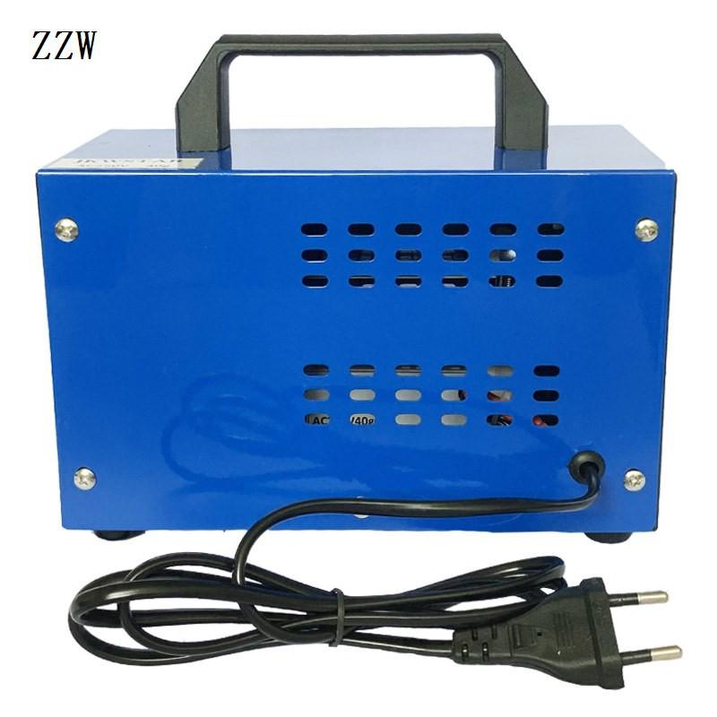 แบบพกพา 220v 40g โอโซนเครื่องกำเนิดไฟฟ้าเครื่องฟอกอากาศ O3 เครื่องผลิตโอโซนทำความสะอาดบ้าน desinfection Ozonizer ลบฟอร์ม