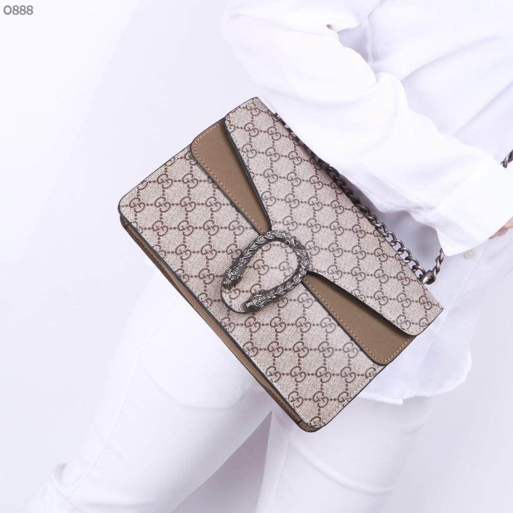 กระเป๋า Gucci Dionysus ขนาดกลางสําหรับผู้หญิง Md0888