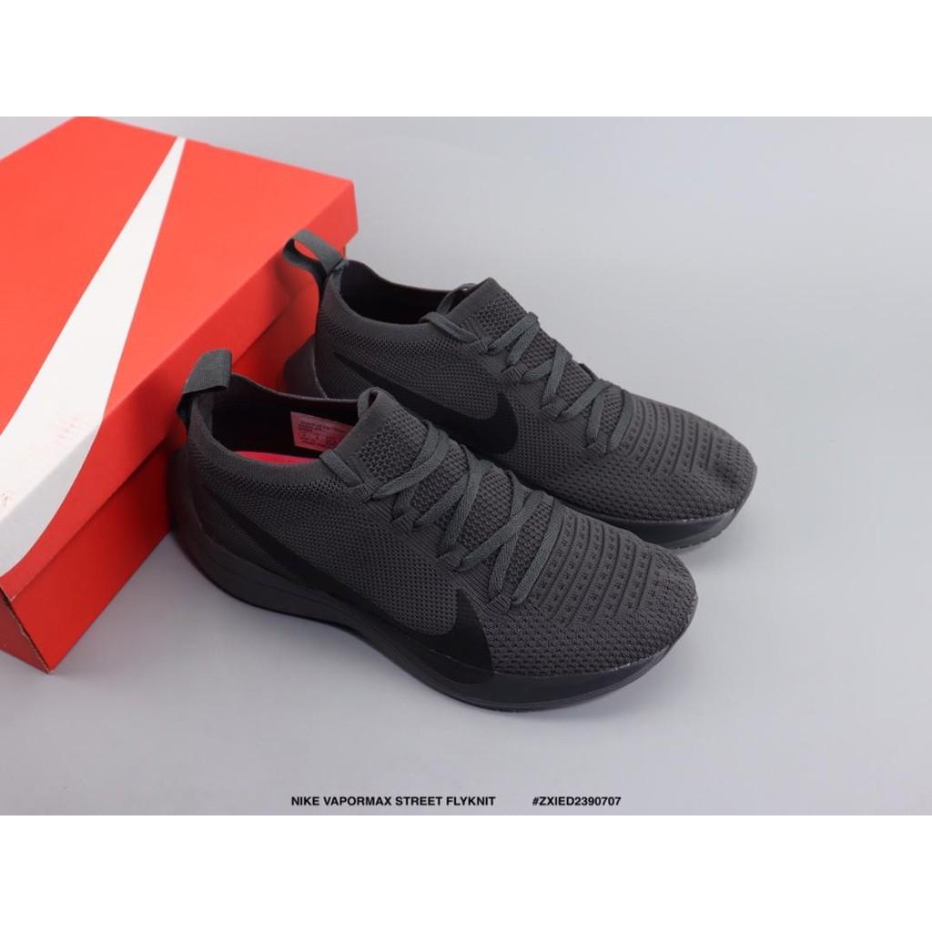 best loved 10ffd bd337 Nike VaporMax Street Flyknit Nike lunar รองเท้าผ้าใบ