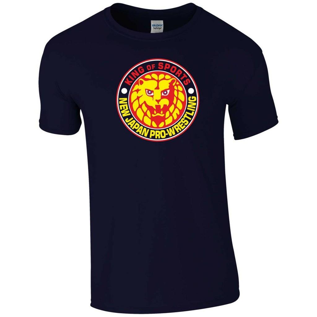 New Japan Pro Wrestling Men T Shirt Bullet Club MMA Boxing Gym NJPW Gift
