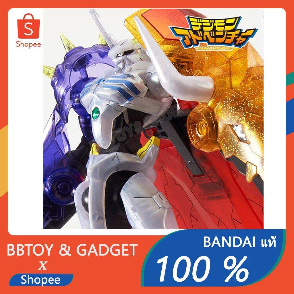 Digimon Reboot Omegamon Special Clear color (Plastic model) Digimon โอเมกามอน ดิจิมอน plamo 🔥Bandai แท้ 100%🔥
