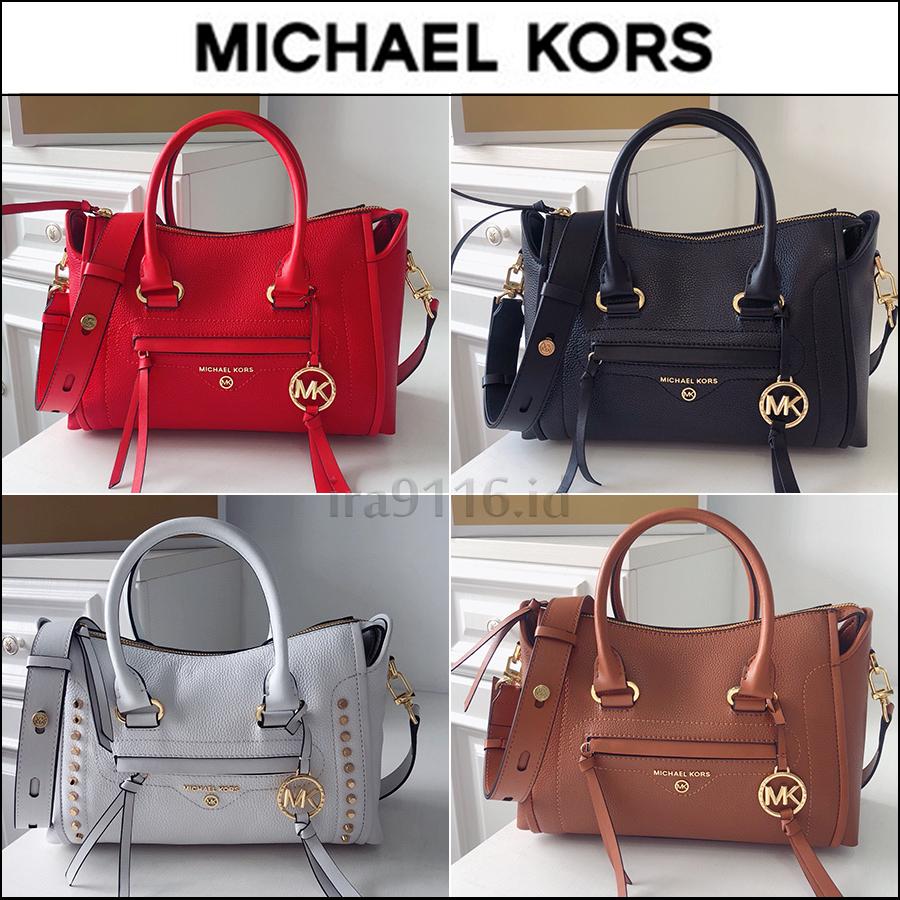 Michael Kors Mk  กระเป๋าสะพาย / กระเป๋าผู้หญิง / กระเป๋าสะพายข้าง / กระเป๋าข้ามร่างกาย / กระเป๋าแฟชั่น / crossbody bag /  กระเป๋าถือผู้หญิง /  กระเป๋า Coach แท้