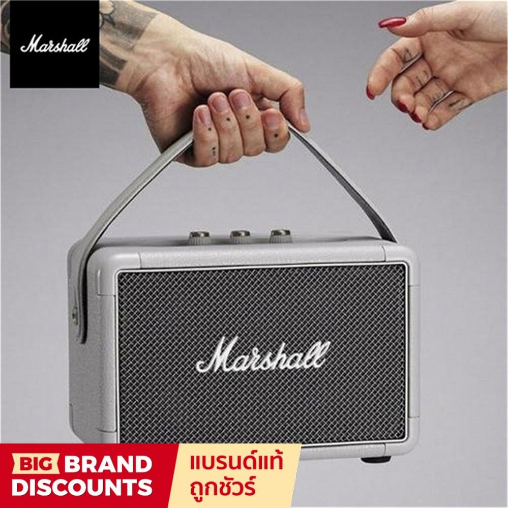 พร้อมส่ง Marshall Kilburn II (Gray) Portable Bluetooth Speaker สินค้ารับประกัน 1 ปี 9280