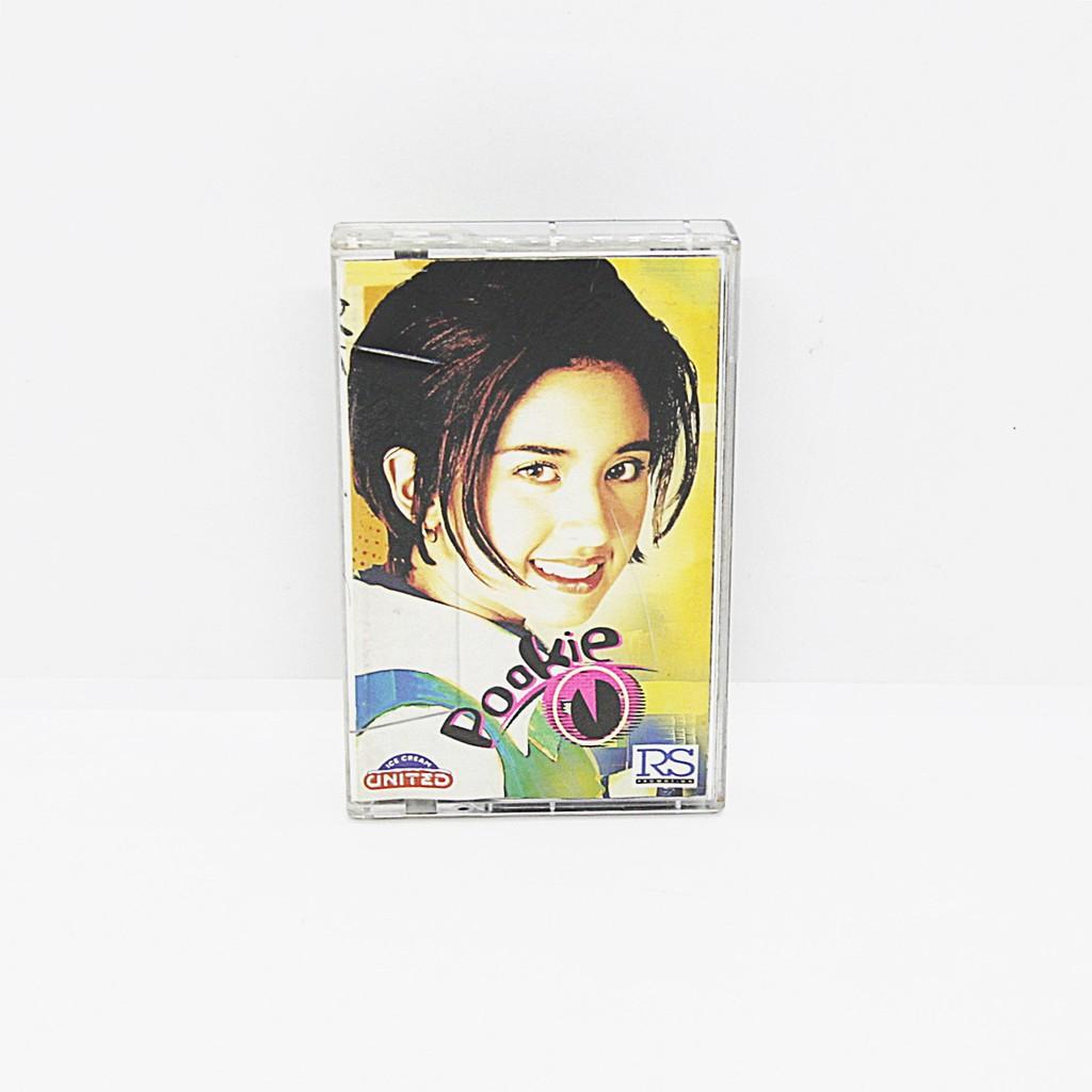 เทป Cassette p68 90s ปุ๊กกี้ อัลบั้ม Pookie 1