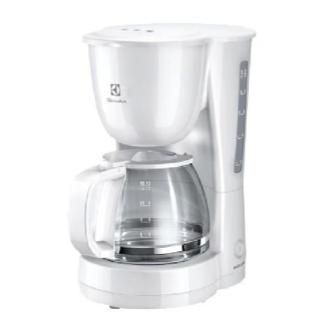 ShopE เครื่องชงกาแฟ Electrolux ECM1303W   กำลังไฟฟ้า 730 – 870 วัตต์ เครื่องทำกาแฟ เครื่องต้มกาแฟ กาแฟสด