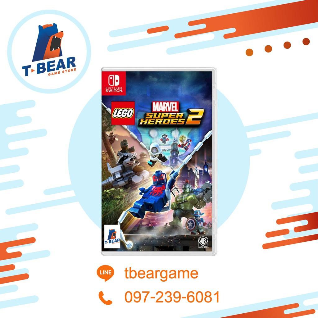 Nintendo Switch : Lego Marvel Super Heroes 2
