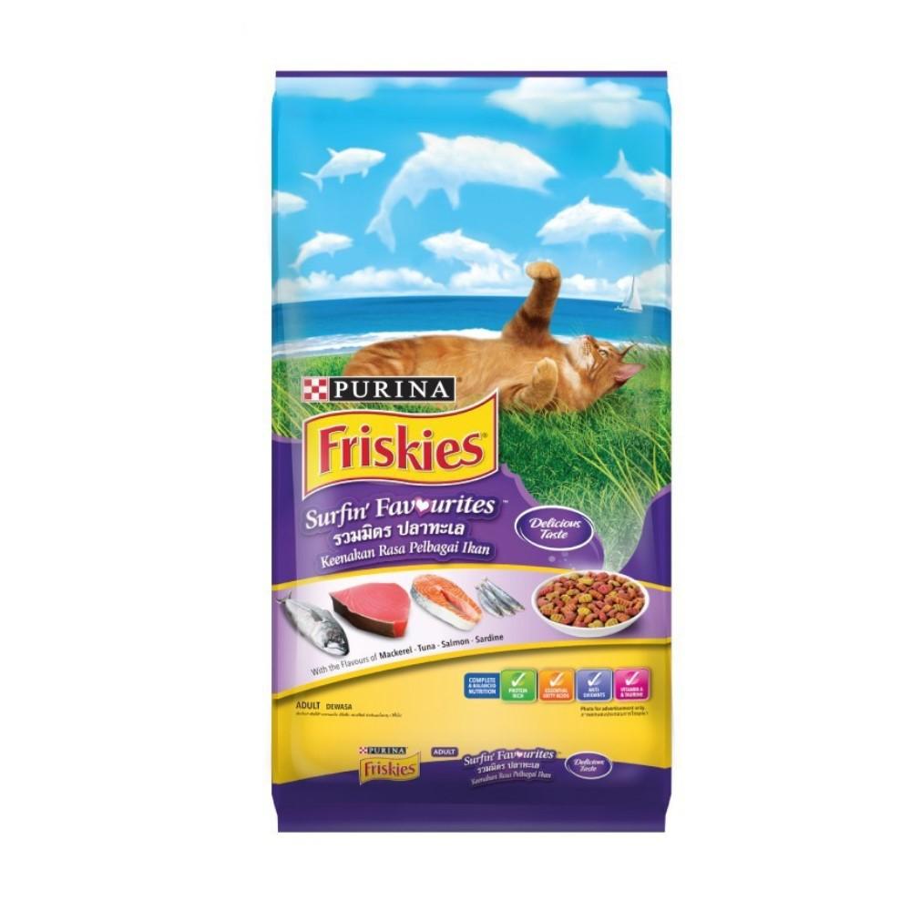 FRISKIES ฟริสกี้ส์ อาหารแมว 7 กิโลกรัม   Shopee Thailand