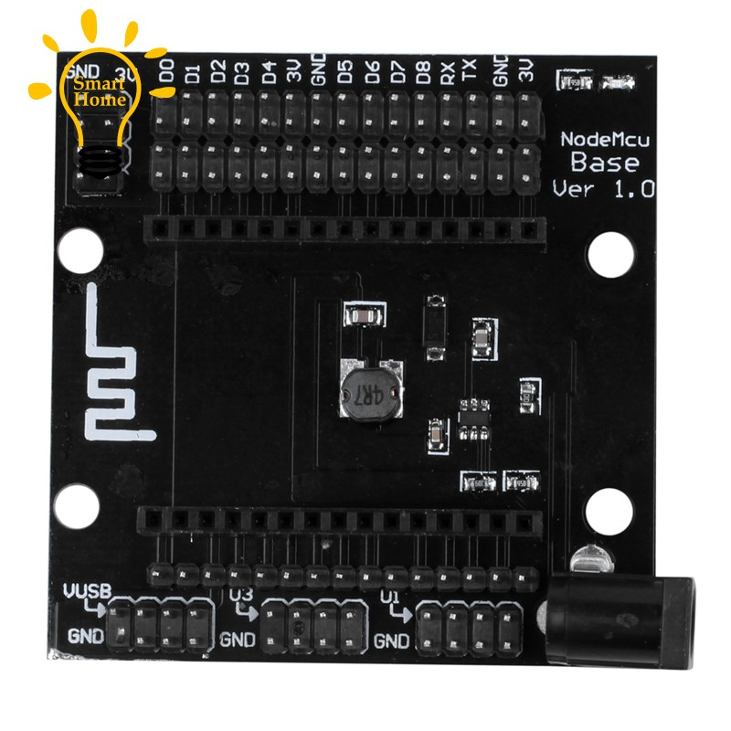 『★』NodeMcu Base ESP8266 Testing DIY Board For LoLin V3 NodeMcu Lua WIFI  Development Board