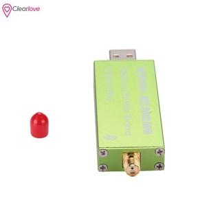 CLE Radio Receiver RTL-SDR Receiver Premium USB HDSDR Mac OS