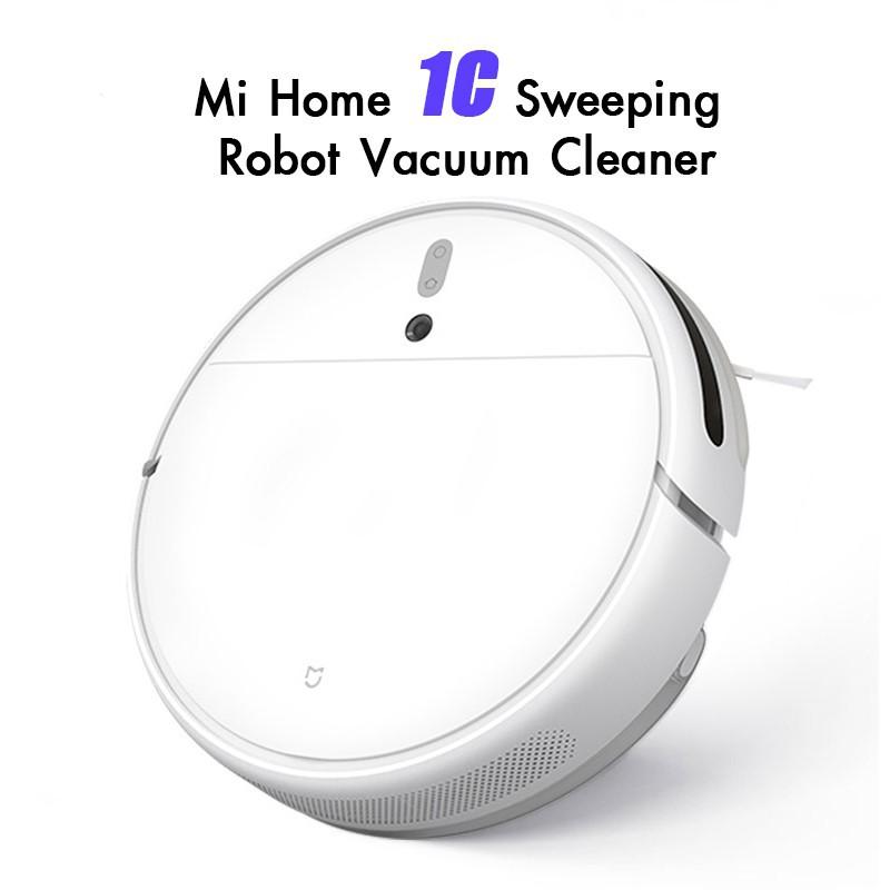 ♀▪☇[เหลือ 5140 code ABCVD150] Xiaomi Mi Mijia Robot Vacuum Mop 1C cleaner Sweeper หุ่นยนต์ดูดฝุ่นอัตโนม