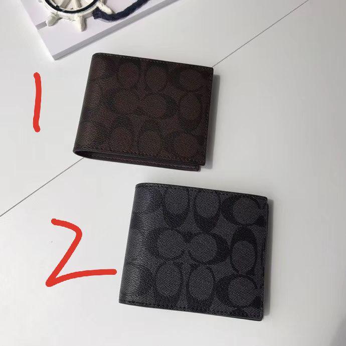 กระเป๋าสตางค์ผู้ชาย Wallet coach / กระเป๋าสตางค์ใบสั้น / กระเป๋าสตางค์ / กระเป๋าสตางค์