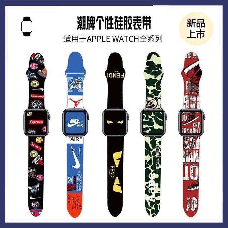 สายนาฬิกาข้อมือสําหรับ Applewatch S6/5/4/3 Generation Se