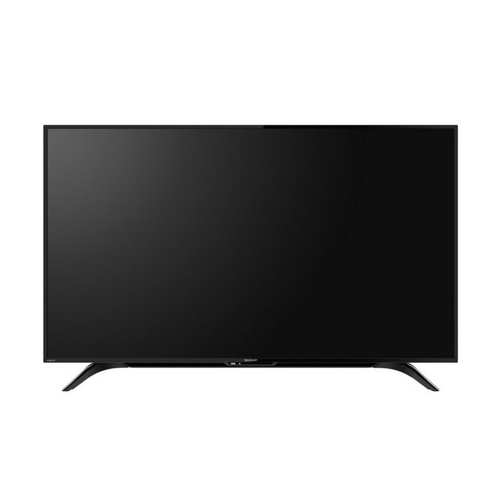 Sharp Lc 50ua6800x Shopee Thailand Aquos Led Tv Fhd 60le580x