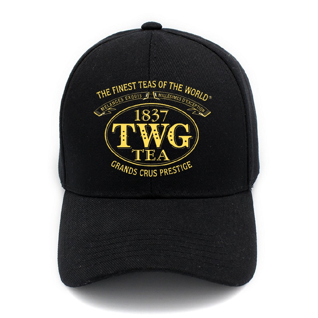Twg Tea หมวกเบสบอลหมวกกลางแจ้ง