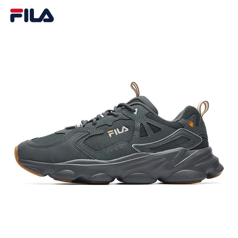 ●♥FILA รองเท้าผู้ชายรองเท้าเก่ากัปตันวินเทจรองเท้าวิ่ง2020ฤดูใบไม้ร่วงแฟชั่นรองเท้ากีฬาลำลองรองเท้าวิ่ง