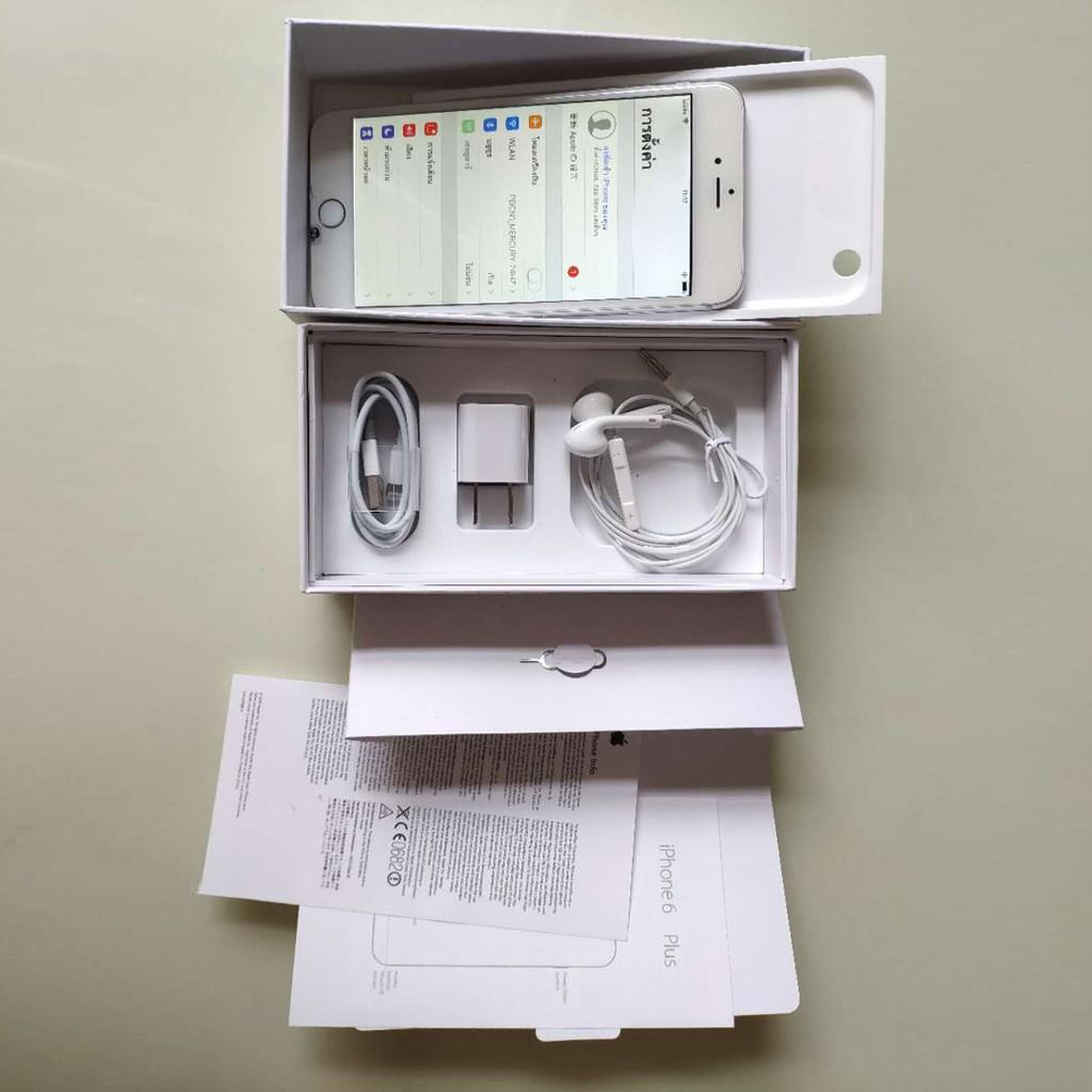 [ มือสอง ]Apple(แอปเปิ้ล)iphone 6s plus16/64G ของแท้ 6s พลัส โทรศัพท์มือถือมือสอง   i6s plus