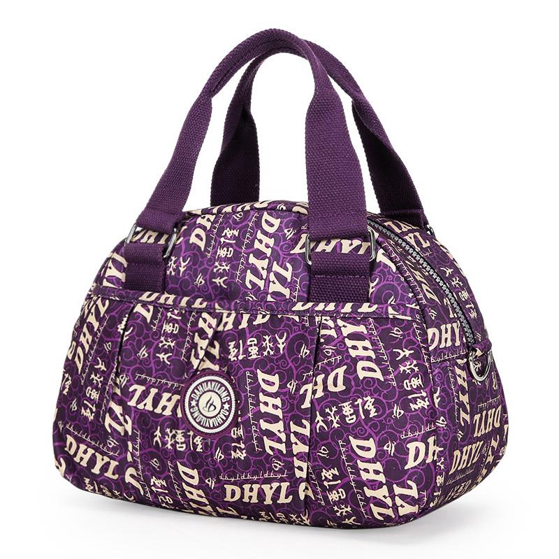 กระเป๋าMessengerกระเป๋าลำลองlinกระเป๋าผู้หญิงใบเล็ก753ผ้าไนลอนผ้าใบหญิงกระเป๋าแนวทแยงใหม่ไหล่เดินทาง HAyR