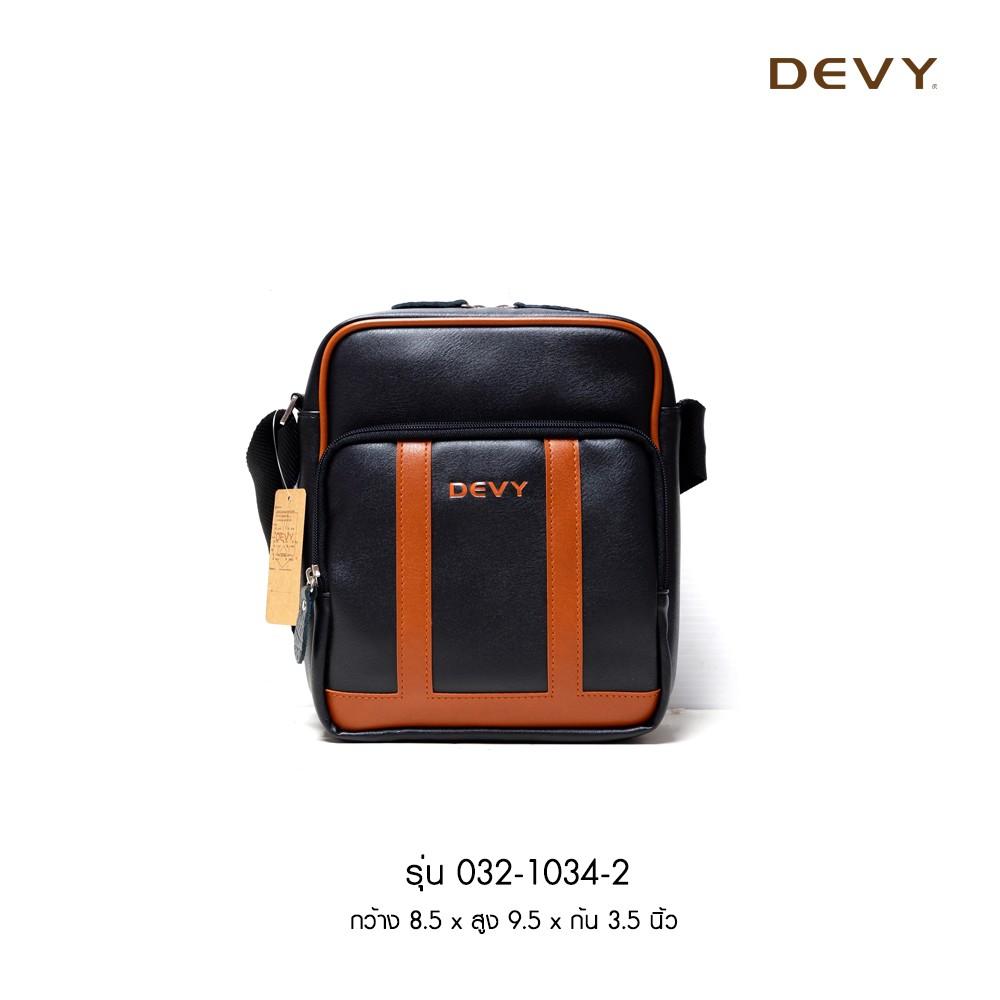DEVY กระเป๋าสะพายข้าง รุ่น 032-1034-2