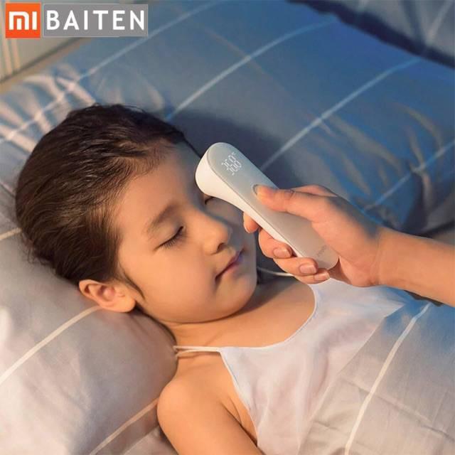 เครื่องวัดอุณหภูมิ iHealth Thermometer เครื่องวัดไข้ 5.0 Xiaomi.