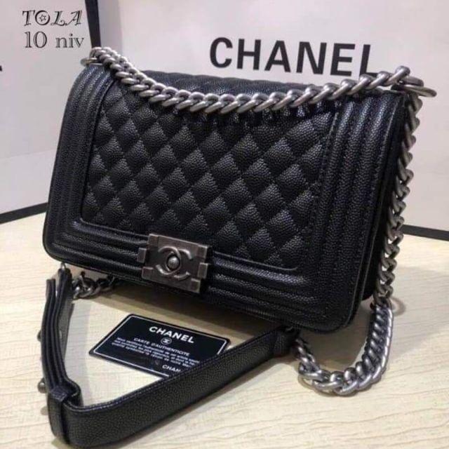 """Chanel boy 10"""""""