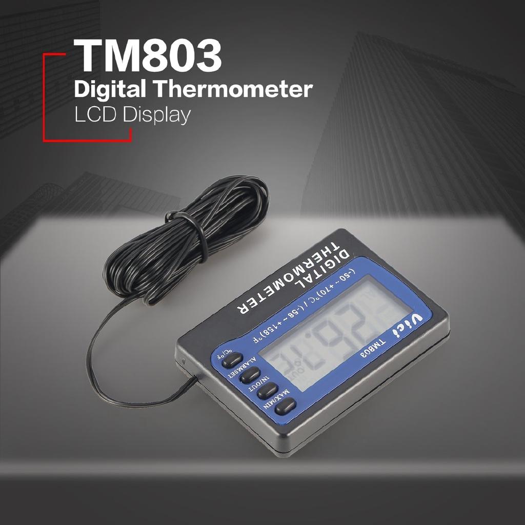 30//+40 Universal Fridge Freezer Dial Thermometer