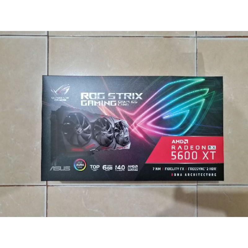 ASUS ROG STRIX RX5600XT ของใหม่