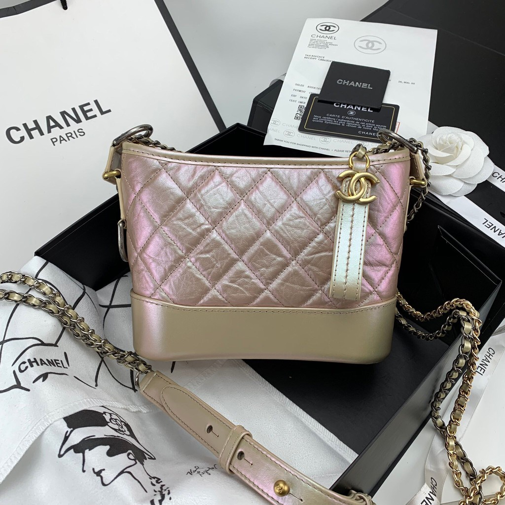 Chanel Gabrielle Hobo Bag New color 2019