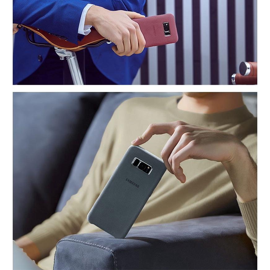🔴✨เคสเคสโทรศัพท์มือถือหนังแท้สําหรับ Samsung Galaxy S8 S8 Plus S8 + Case G955กันกระแทก🔴🔥