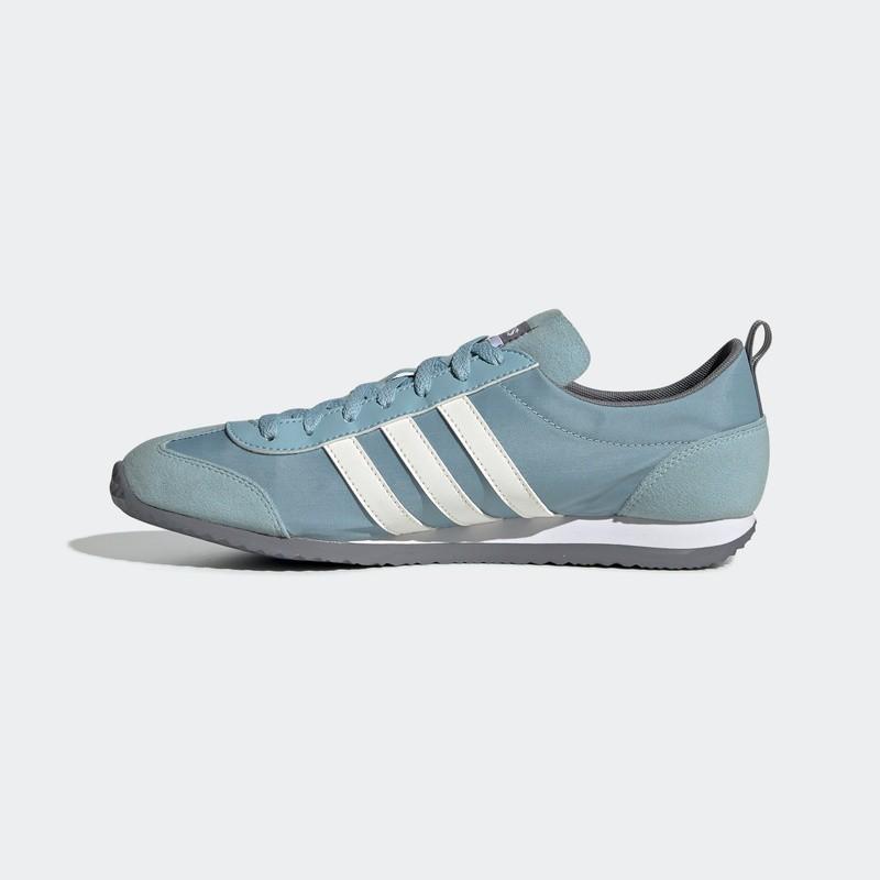 ❣△◎เว็บไซต์อย่างเป็นทางการของ adidas neo VS JOG ผู้ชายและผู้หญิงรองเท้าผ้าใบลำลอง DB0466