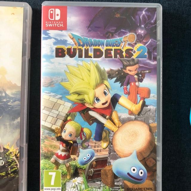 แผ่นเกม Nintendo switch มือสอง