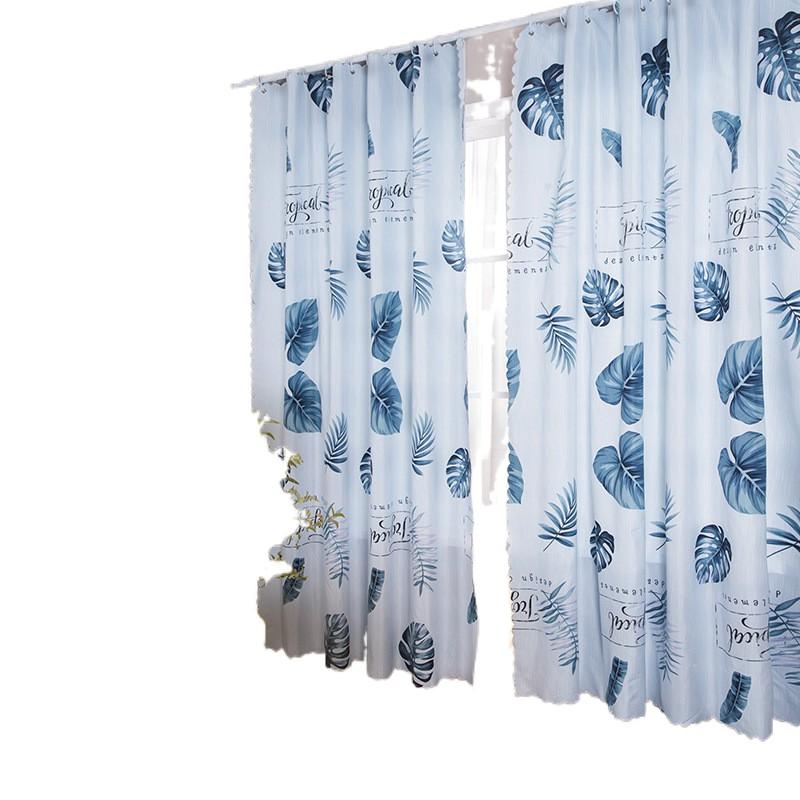 ✸❖✵ผ้าม่านประตู ผ้าม่านหน้าต่าง ผ้าม่านกันแดด  สำเร็จรูป ผ้าม่านสำเร็จรูป (ตาไก่) แถมเชือก CPS11